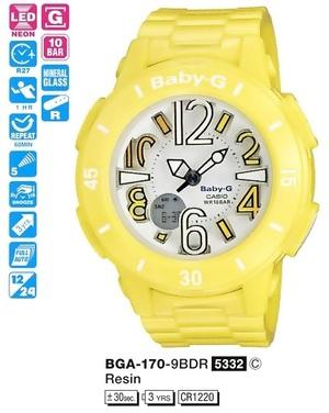 Casio BGA-170-9BER