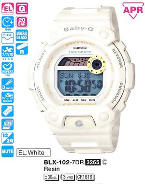 Casio BLX-102-7ER