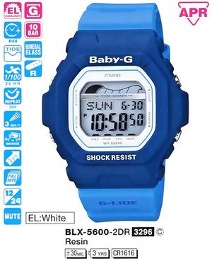 Casio BLX-5600-2ER