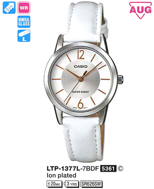Casio LTP-1377L-7BDF
