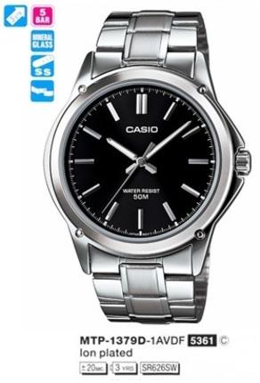 Casio MTP-1379D-1AVDF