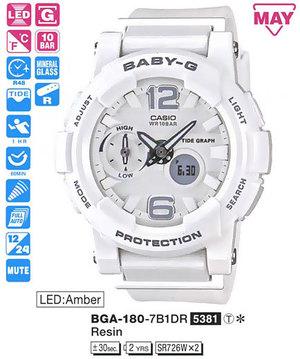 Casio BGA-180-7B1ER