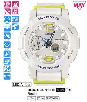 Casio BGA-180-7B2ER