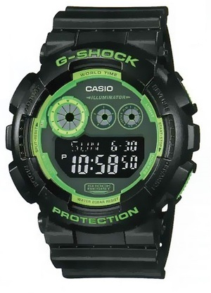 Casio GD-120N-1B3ER