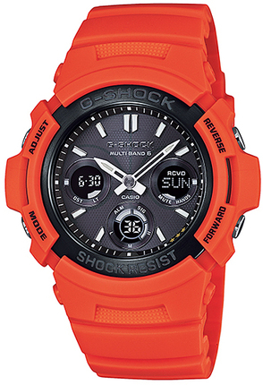 Casio AWG-M100MR-4AER