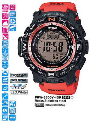 Casio PRW-3500Y-4ER