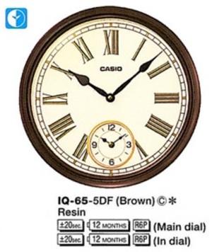 Casio IQ-65-5D