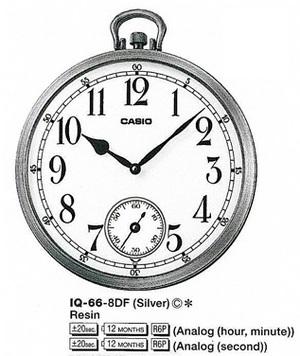 Casio IQ-66-8D