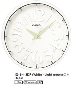 Casio IQ-64-3D