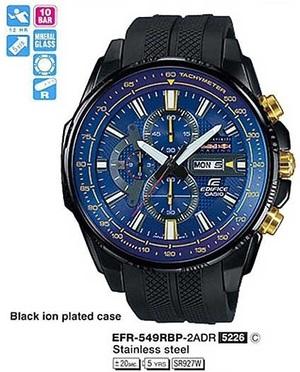 Casio EFR-549RBP-2AER