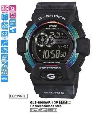 Casio GLS-8900AR-1ER