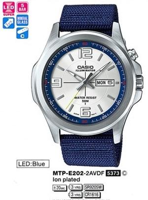 Casio MTP-E202-2A