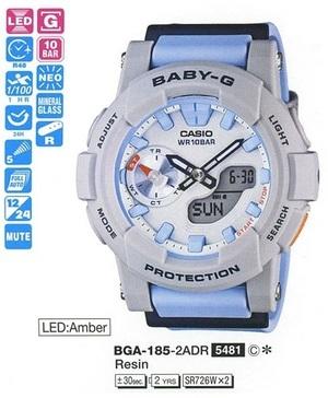 Casio BGA-185-2AER