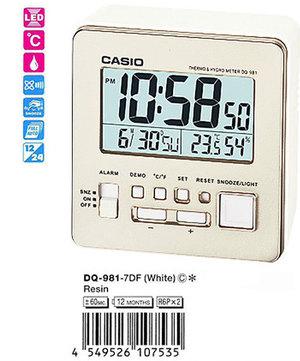 Casio DQ-981-7ER