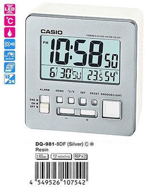 Casio DQ-981-8ER