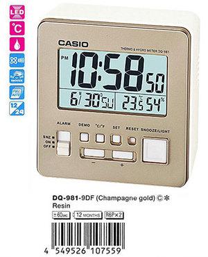 Casio DQ-981-9ER