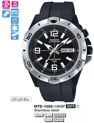 Casio MTD-1082-1AVEF