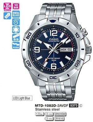 Casio MTD-1082D-2AVEF