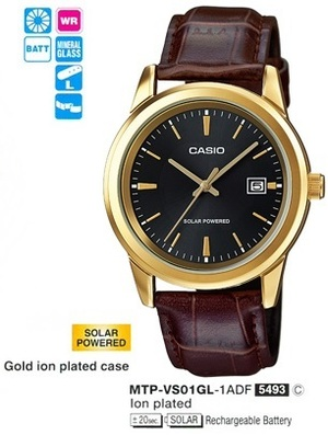 Casio MTP-VS01GL-1A