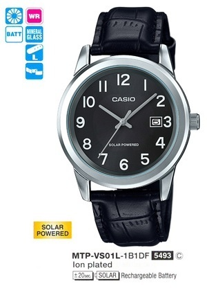 Casio MTP-VS01L-1B1