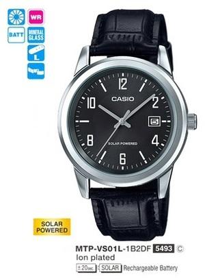 Casio MTP-VS01L-1B2