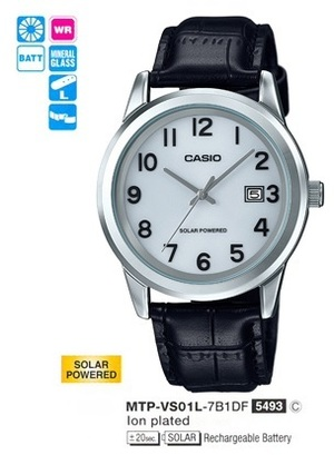 Casio MTP-VS01L-7B1