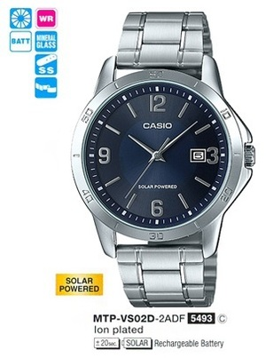 Casio MTP-VS02D-2A