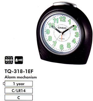 Casio TQ-318-1EF