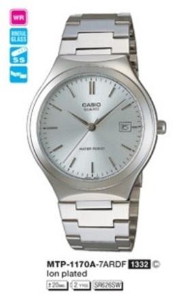 Casio MTP-1170A-7A