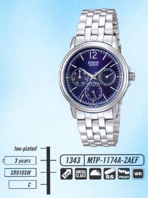 Casio MTP-1174A-2A