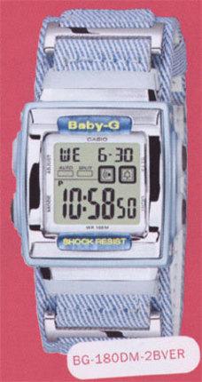Годинник CASIO BG-180DM-2BVER BG-180DM-2B.jpg — ДЕКА