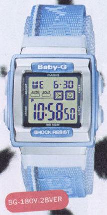 Casio BG-180V-2B