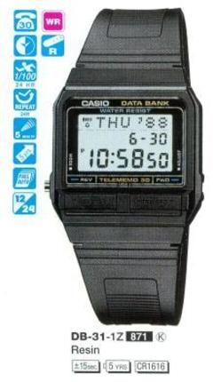 Casio DB-31-1Z