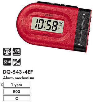 Casio DQ-543-4E