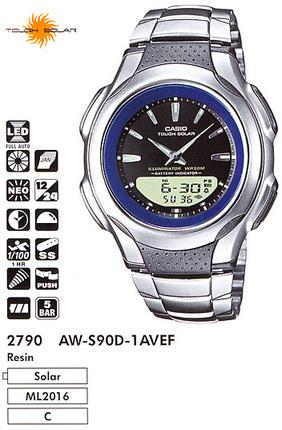 Casio AW-S90D-1A