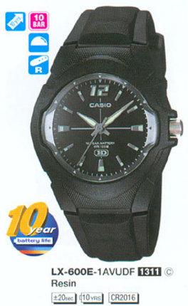 Casio LX-600E-1A