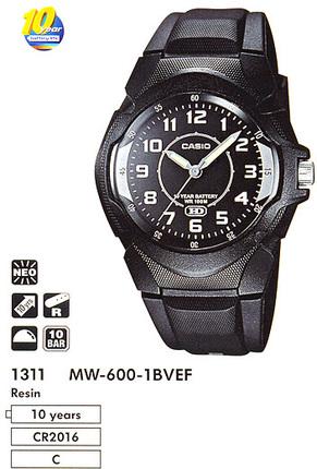 Casio MW-600-1BV