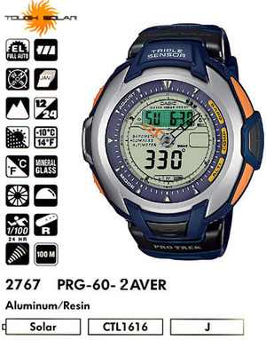 Casio PRG-60-2A