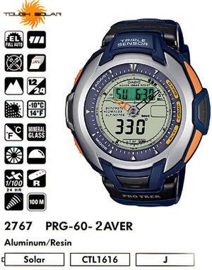 Casio PRG-60-2A