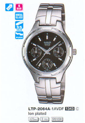 Casio LTP-2064A-1A