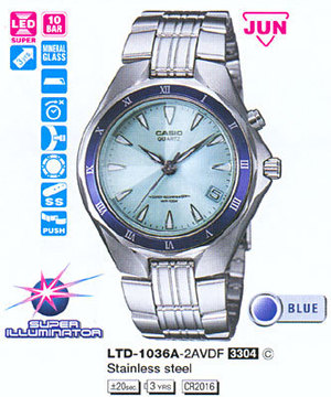 Casio LTD-1036A-2A