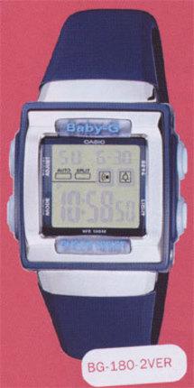Casio BG-180-2V