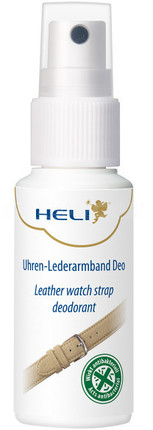 Дезодорант HELI 141265 для кожаных ремешков