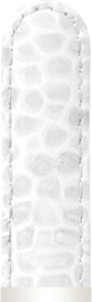 Christina Design 18 mm бел