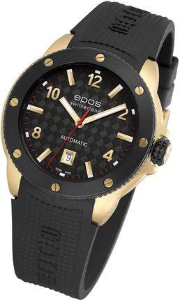Такие разные наручные мужские часы-близнецы от Epos