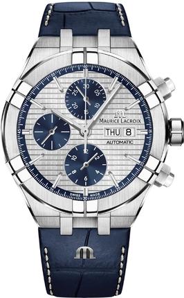 Часы Maurice Lacroix AI6038-SS001-131-1 430833_20180828_1428_1898_AI6038_SS001_131_1.jpg — ДЕКА