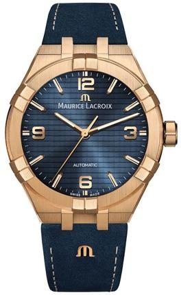 Часы Maurice Lacroix AI6008-BRZ01-420-1
