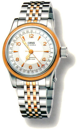 Oris 754.7543.43.61 MB.8.20.63 Big Crown Pointer Date