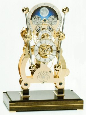 Sinclair Harding John Harrison Moonphase Sea Clock