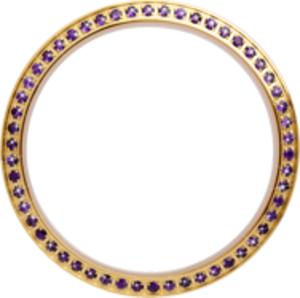 Christina Charms AK-TCG32-purple